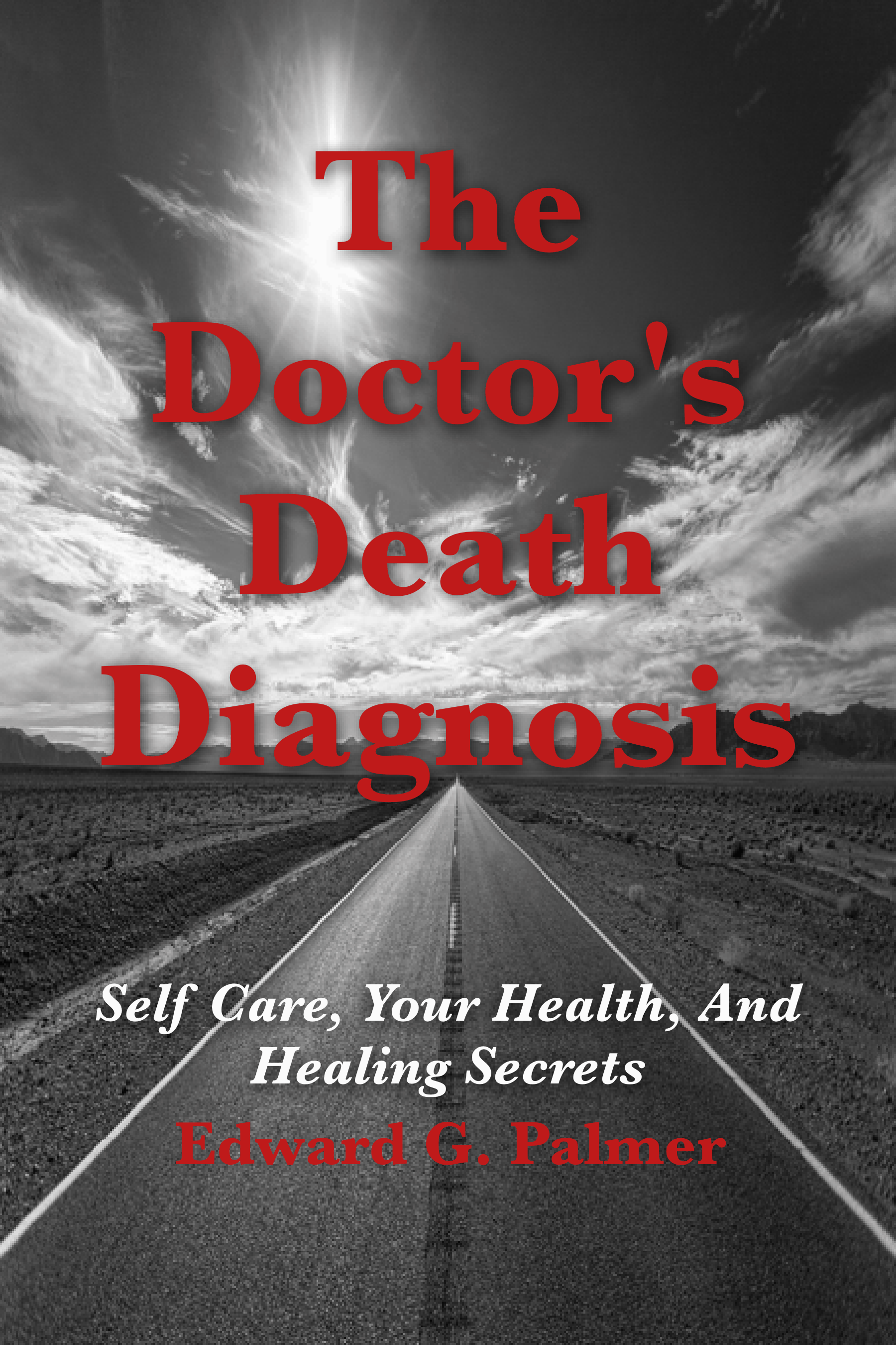 Front cover of THE DOCTOR'S DEATH DIAGNOSIS BOOK'